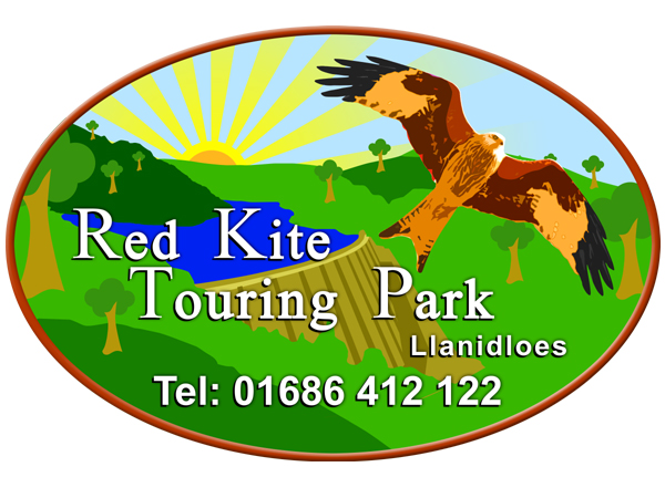 Red Kite Touring Park Branding Design