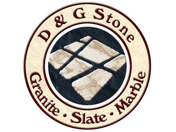 D and G Stone Branding Design