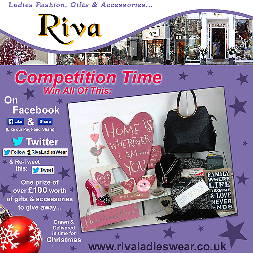 Riva Ladieswear Competition Facebook / Twitter