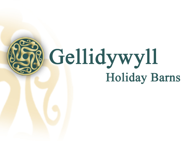 Gellidywyll Holiday Barns Branding Design